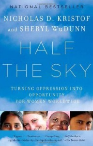 Half the Sky book cover